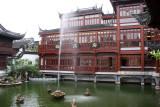 Green wave tea house