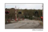 crossing gates