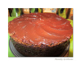 Mandy's cola cake