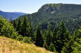 Hamilton Mountain from Cedar Mountain