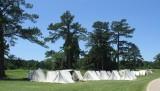 Civil War Encampment at Yorktown