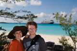 Panama Cruise: Day 2: Half Moon Cay