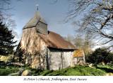 Folkington, St.Peter's