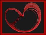 FRACTALISED HEART...