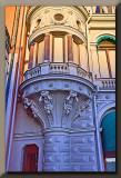 decorative pillar...