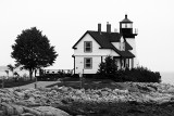 Light house Corea Maine located in Hancock County .