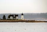 Light house Corea Maine