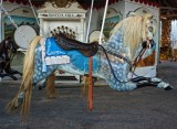 The flying horse carousel