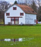An old working farm in Pomfret CT.