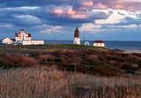 Coast Guard lighthouse Narragansett.