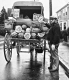 Street peddler circa mid 70's