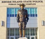 Rhode Island State trooper