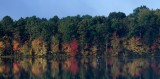 The many moods of Carbuncle pond