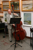 Playing on Double bass