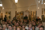 Audience from rear