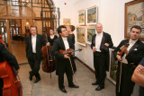 Members of intimate orchestras