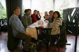 PBase Team - Mozaika restaurant - Sylwester, Michal L, Agata, Michal Z, Kasia, Ania, Jerry, Tomasz and Jola