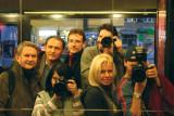Tomasz, Sylwester, Michal Z, Michal L, Jola, Ania and Jerry