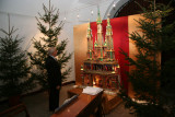 Admiring the beauty of Nativity Scenes
