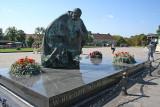 Monument of Stefan Wyszynski - Primate of Poland
