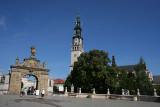 Pauline Monastery Jasna Gora - The Lubomirskis' Gate
