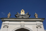 Details on The Black Madonna the Queen of Poland Gate