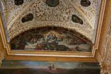 Paintings inside Chapel