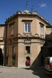 Household courtyard