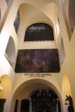 Interior of Chapel - The Lviv Oath - Paint