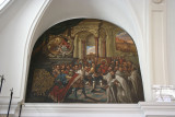 Paintings inside The Knight's Hall