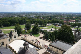 The Royal Bastion and Statue of Augustyn Kordecki - view from tower