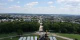 Czestochowa panorama - View from the Tower of Pauline monastery of Jasna Góra