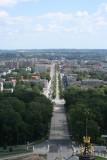 Aleja Najswietszej Maryi Panny view from tower