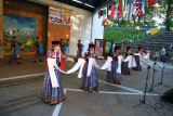 Folkloristic group from Ulan-Ude Russia