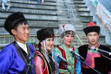 Singers of Baikal Waves