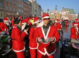 Moto Santa Claus