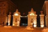 Entrance of Uniwersity
