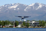 Planes in Anchorage