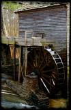 Grist Mill at Stone Mountain