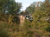 Nieczynny wiadukt w Bolesławcu