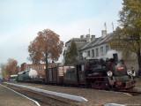 Kolejka Grójecka: pociąg specjalny 2004-10-23