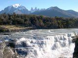 Saltos en Torres del Paine
