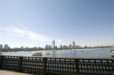 Boston from Cambridge (Longfellow Bridge)