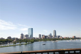 Boston Skyline (Longfellow Bridge)