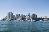 Boston Harbor ride