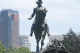 George Washington (Public Garden)