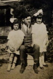 W-Poppy Henry with my mom Florence and my aunt Sylvia in the 1910's