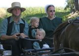 Family in Buggy