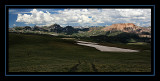 The Continental Divide in the Weminuche Wilderness