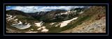 Columbine Pass Panorama